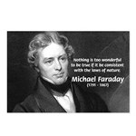Michael Faraday Postcards
