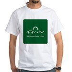 Apparel: Adults White T-Shirt