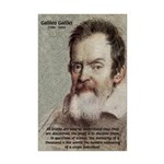 Error of Conformity Galileo Mini Poster Print