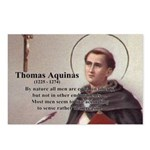 Theology Thomas Aquinas Postcards