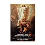 Jesus Kingdom of Heaven Mini Poster Print
