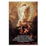Jesus Kingdom of Heaven Large Poster