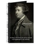 Edmund Burke: Good & Evil Journal