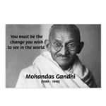 Loyalty to Cause: Gandhi Postcards