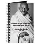 Loyalty to Cause: Gandhi Journal