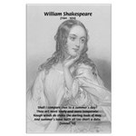 Shakespeare: Beauty of Juliet Large Poster