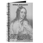 Shakespeare: Beauty of Juliet Journal