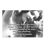 Desire for Women Neitzsche Postcards