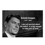 President Ronald Reagan Postcards