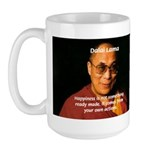 The Dalai Lama Large Mug