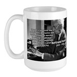 Philosophy Bertrand Russell Large Mug