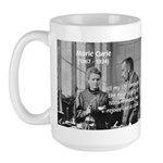 Marie Curie Physics Liberty Large Mug