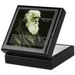 Charles Darwin: Science Tile Box
