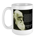 Charles Darwin: Science Large Mug