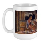 Cicero: God Nature Large Mug