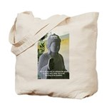 Eastern Philosophy: Buddha Tote Bag