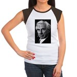 Bertrand Russell Women's Cap Sleeve T-Shirt