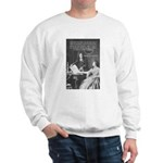 Leibniz Origins of Calculus Sweatshirt
