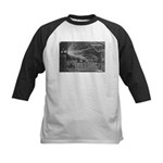 Alternating Current: Tesla Kids Baseball Jersey