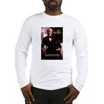 Imagination Thomas Edison Long Sleeve T-Shirt