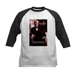 Imagination Thomas Edison Kids Baseball Jersey