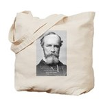 Positive Thinking William James Tote Bag