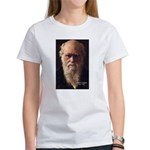 Charles Darwin: Evolution Women's T-Shirt