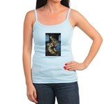Woman and Child: Da Vinci Jr. Spaghetti Tank