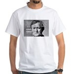 Musician Richard Wagner White T-Shirt