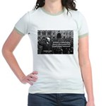 USSR Foundation Lenin Jr. Ringer T-Shirt