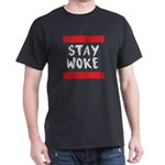 Stay Woke Movement Hashtag Black Lives T-Shirt
