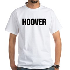 Hoover, Alabama White T-Shirt