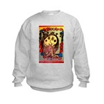 Kids Art: Pablo Picasso Quote Kids Sweatshirt