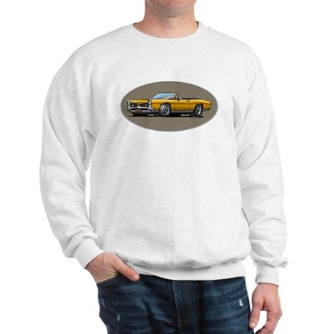 Product Image of 66-67 Gold GTO Convertible Sweatshirt
