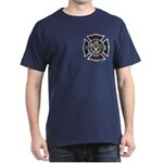Top Quality Standard  Navy color FD T'shirts 4 col