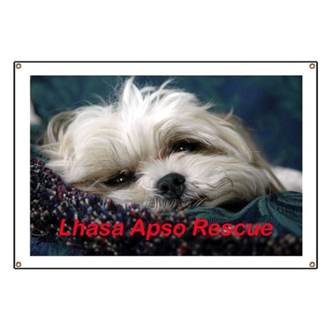 ALAC Rescue  Rescue Banner by CafePress