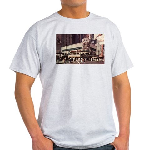 Walgreen's at Baronne and Can Ash Grey T-Shirt New orleans Light T-Shirt by CafePress