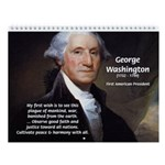 Politics: American Presidents 2010 Wall Calendar