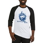 Basketball King Urban Skull T-shirts & Hoodies