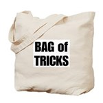 Whether you're Felix the Cat, a Magician or magic user, or computer programmer or other go to guy or gal... you need your bag of tricks!