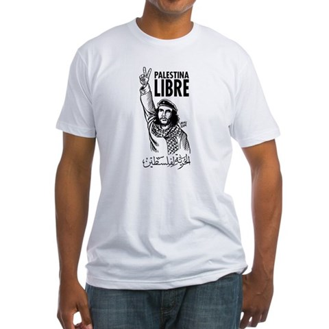 Product Image of Liberty to Palestine Fitted T-Shirt