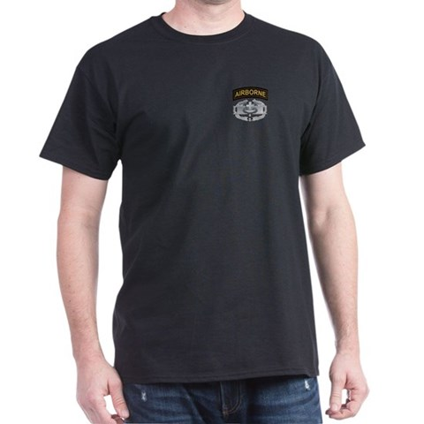 Product Image of Combat Medic Badge with Airbo Dark T-Shirt