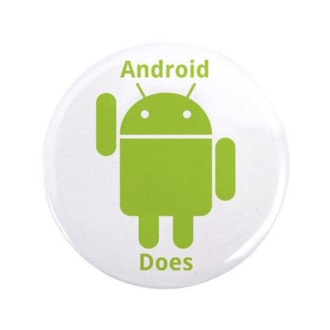 Droid Does Google Android 3.5quot; Button 100 pa Cupsreviewcomplete 3.5 Button 100 pack by CafePress