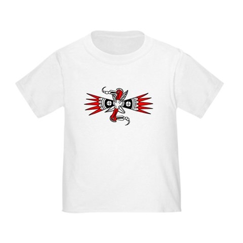 Product Image of Southeastern Woodpecker Motif Toddler T-Shi
