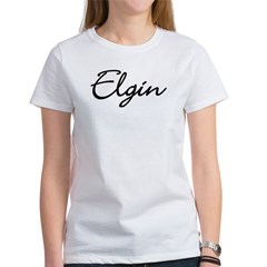 Elgin, Illinois Women's T-Shirt