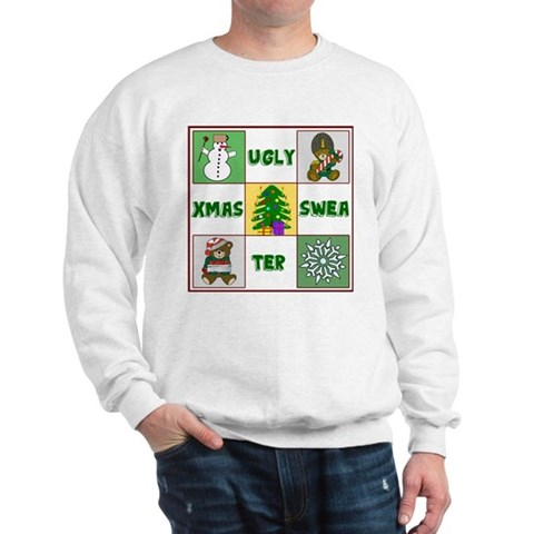 Product Image of Ugly Christmas Sweater Sweatshirt