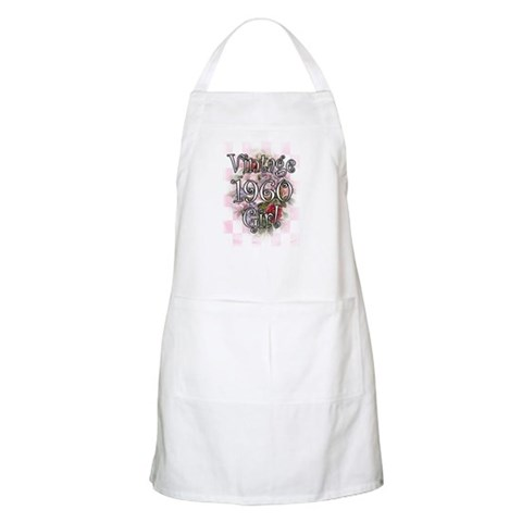1960  Humor Apron by CafePress