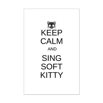 Soft Kitty Lyrics From The Big Bang Theory Gifts For A Geek