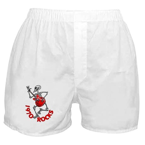 1970  Funny Boxer Shorts by CafePress