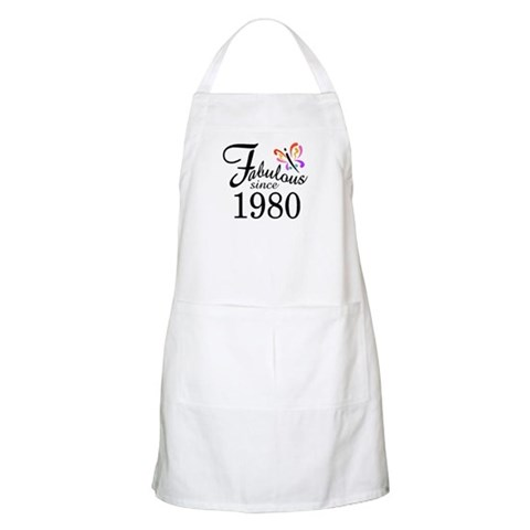 1980  Humor Apron by CafePress